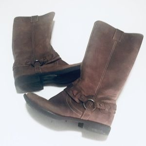Kenneth Cole   Moto Boots